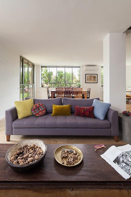עיצוב חדר מגורים 3