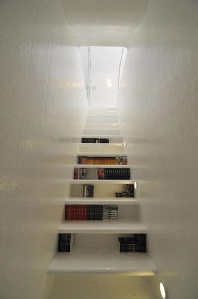 איחסון במדרגות