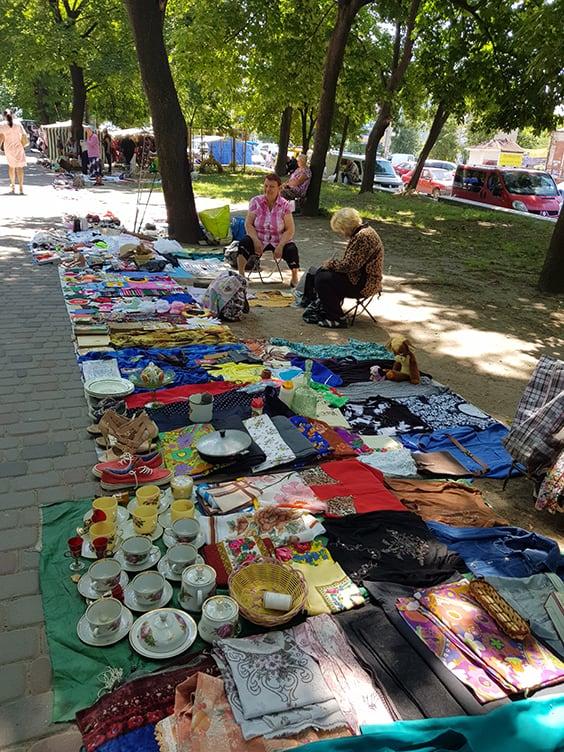 השוק באומן